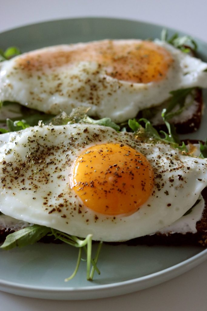 Protein in eggs for weight loss
