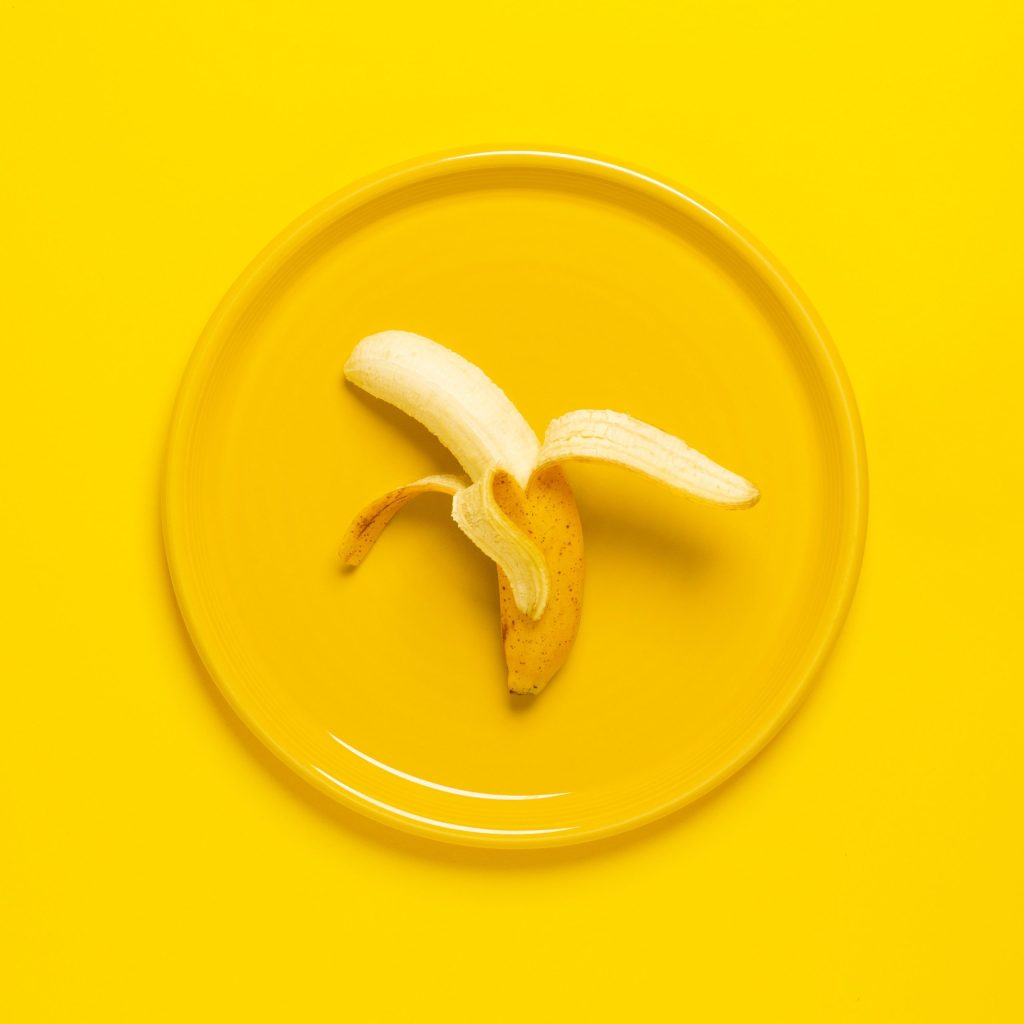 Micronutrients in bananas for weight loss