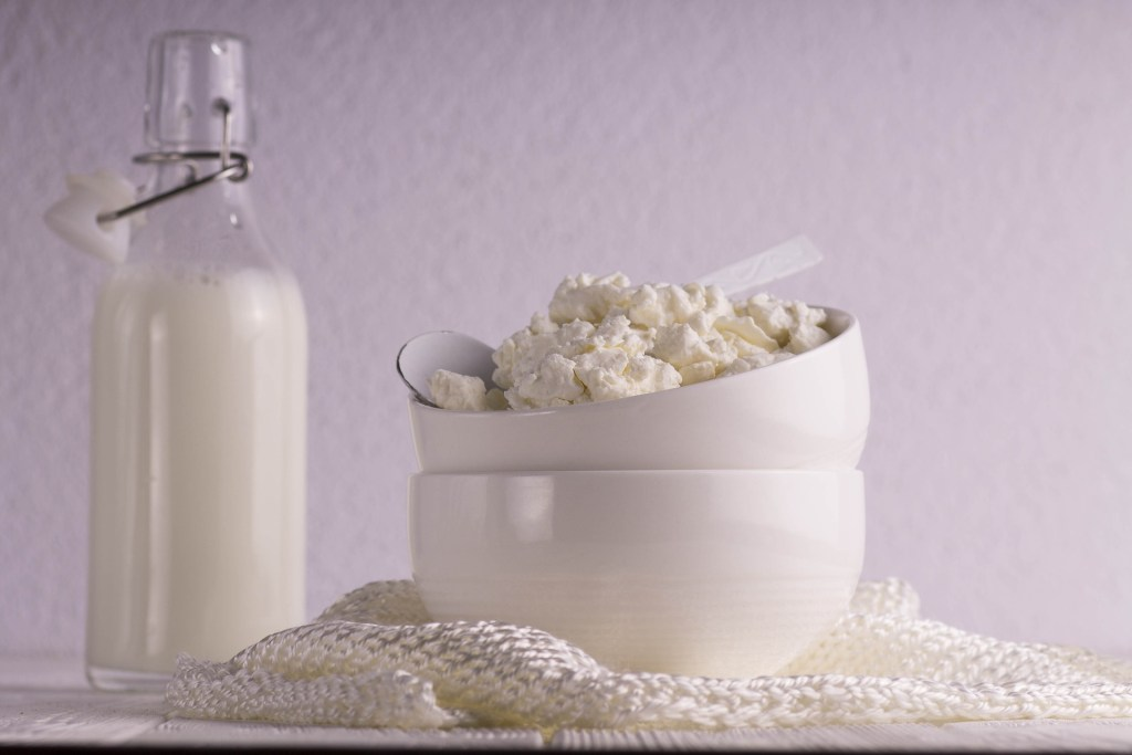 cottage cheese as High Protein Food For Weight Loss