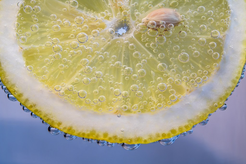 Detox effect of lemon water is a myth