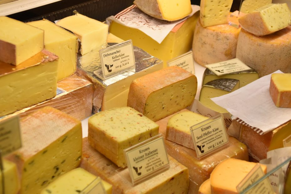 13 Of The Best Cheeses For Weight Loss
