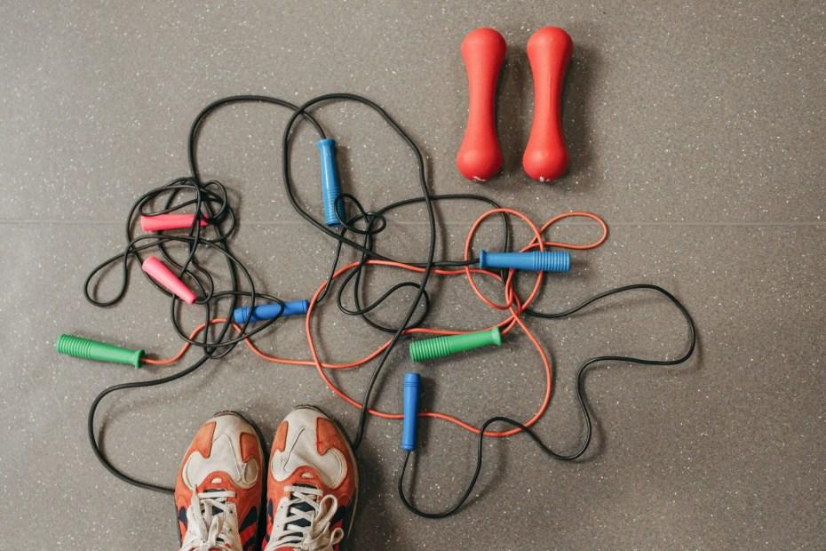 Elliptical Machine Vs Jumping Rope Risks, Calories,...