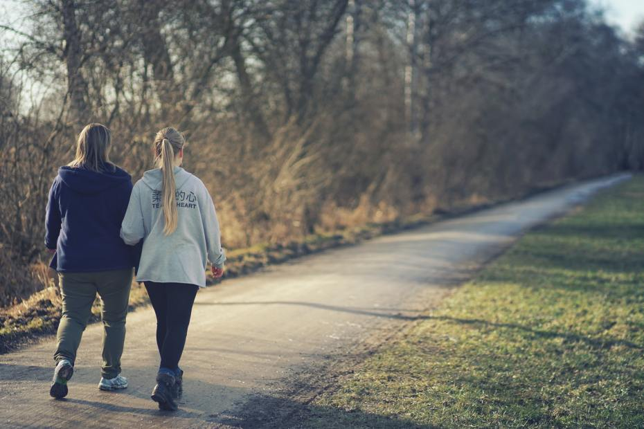 18 Helpful Benefits Walking