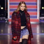 Tommy Hilfiger and Gigi Hadid stage London Fashion Week show