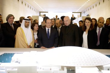 Dome of light to delight visitors to Louvre Abu Dhabi