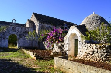 Farms, food and magical stone cottages in Italy's Puglia