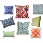 Going Geo and New Trina Turk Pillow Giveaway!
