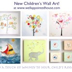 New Children's Wall Art & Sale!