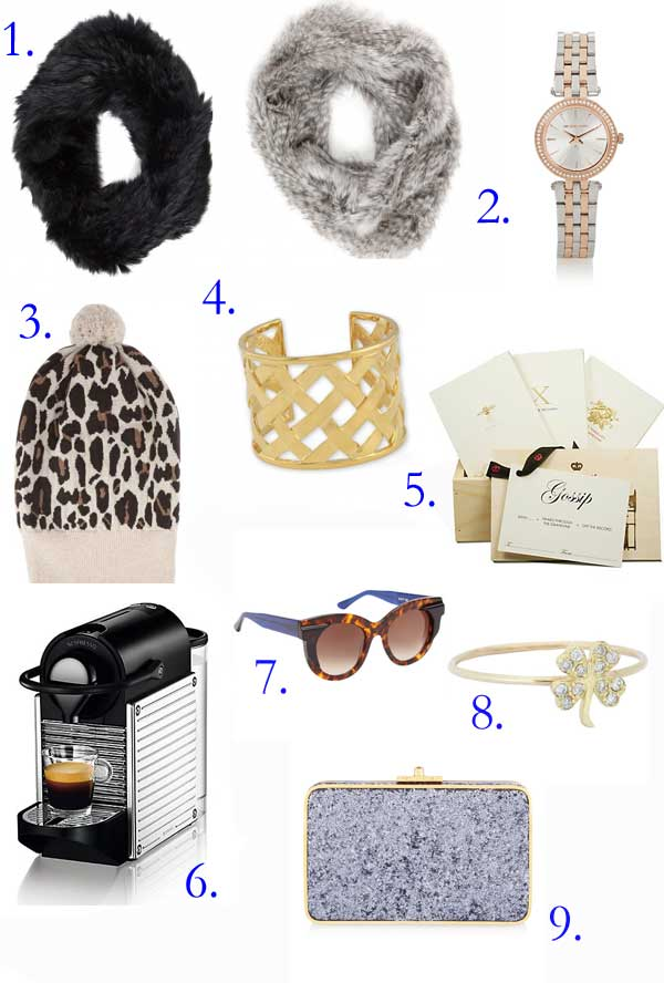 2014 Gift Guide #1: Christmas Gifts for Her!   The Well Appointed ...
