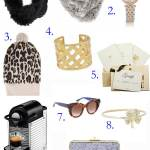 2014 Gift Guide #1: Christmas Gifts for Her!