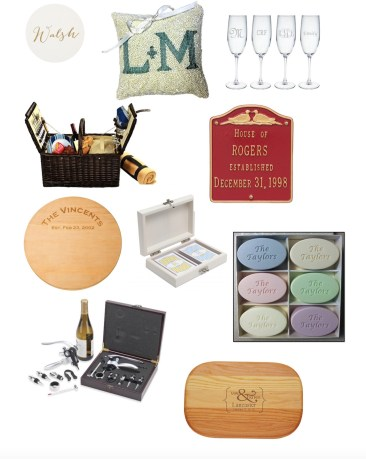 Holiday Gifts For Newlyweds & Couples