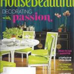 Recent Press: House Beautiful and Greenwich Magazine