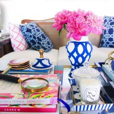 How to Style Your Coffee Table Like a Designer