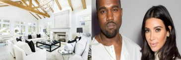 House Tour: Kim Kardashian and Kanye West's New $22 Million Home in Calabasas