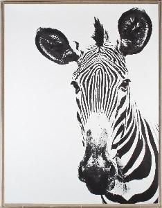 Beau Tylinek Zebra Art