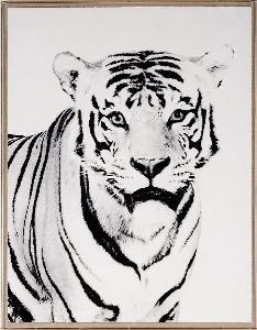 Fancy Tylinek Tiger Wall Art