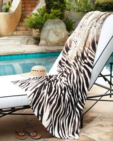 Chic Summer Picks! Slim Aarons, Bathing Suit Coverups, Beach Towels, Rattan Hanging Chairs and More!