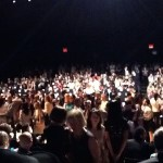 Greetings from Carolina Herrera's Spring/Summer 2012 Fashion Show