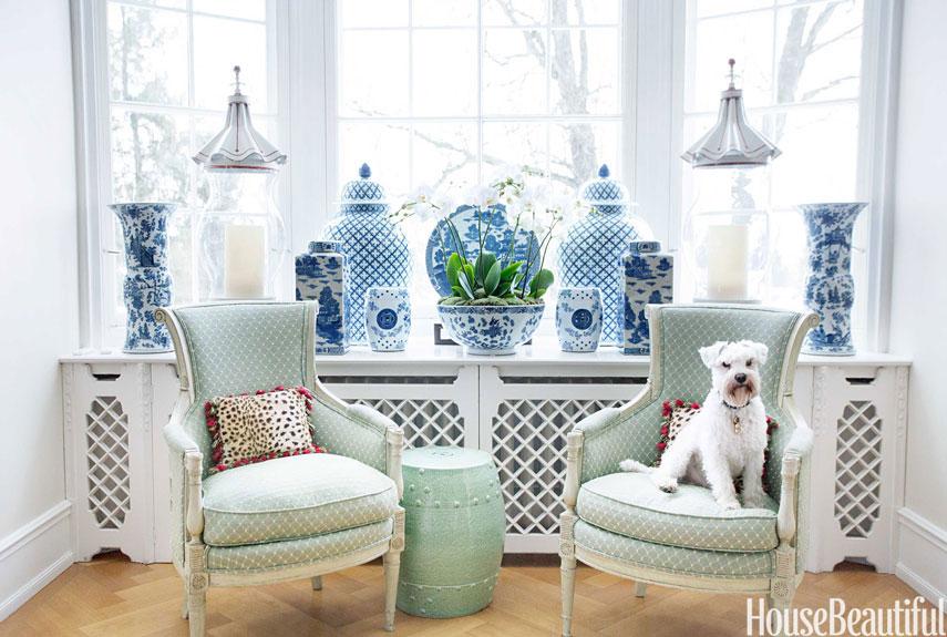 Blue And White Jars Part - 36: Blue-and-white-porcelain-ginger-jars-3