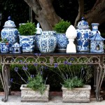 Blue and White Porcelain & Decor is Always in Style!