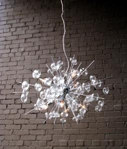 Popular bubbles chandelier