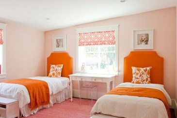 Shared Children's Rooms & Guest Rooms with Twin Beds