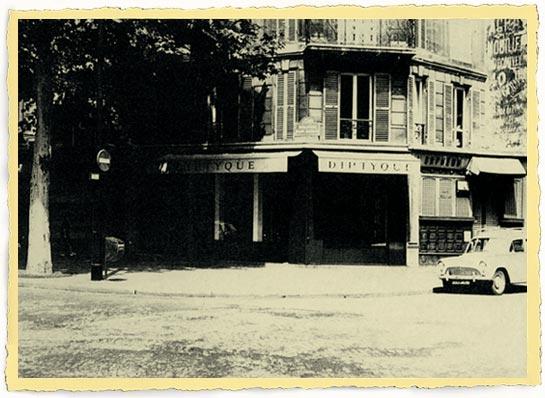 diptyque store 1961