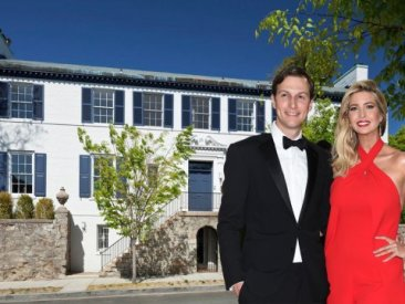 Ivanka Trump's Kalorama Home in Washington, D.C.