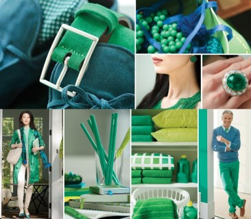 Ring in New Year's 2013 with Pantone's Color of the Year: Pantone 17-5641 Emerald