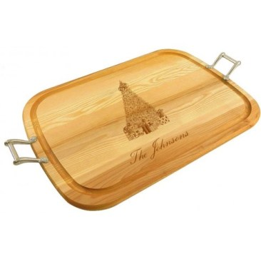 Elegant Hostess Gifts: Personalized Cutting Boards