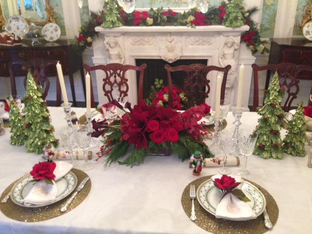 Melissa Hawks - Holiday Table