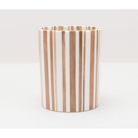 pigeon_poodle_resin_and_bamboo_strip_wastebasket