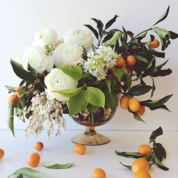 Holiday Centerpiece Containers