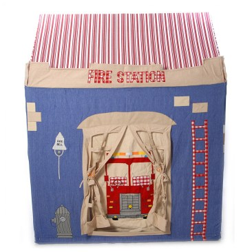 Blog Giveaway! Enter To Win This Fire Station Playhouse!