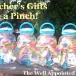 Parenting: Teacher's Gifts in a Pinch!