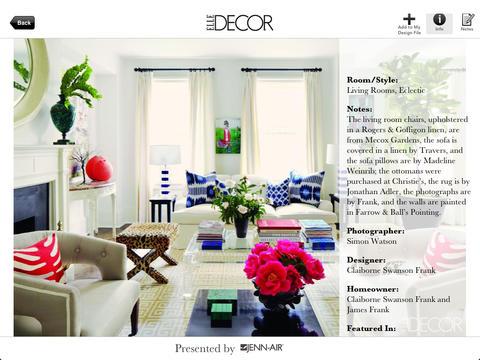 Top Interior Design Apps Elle Decor Lookbook 2