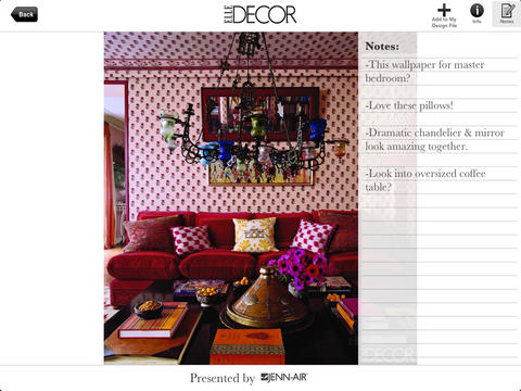 Top Interior Design Apps Elle Decor Lookbook 4