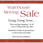 Home Events in and Around Greenwich: Juliska Warehouse Sale, Schumacher Warehouse Sale, Pottery Barn Upholstery Sale, Lillian August Warehouse Sale
