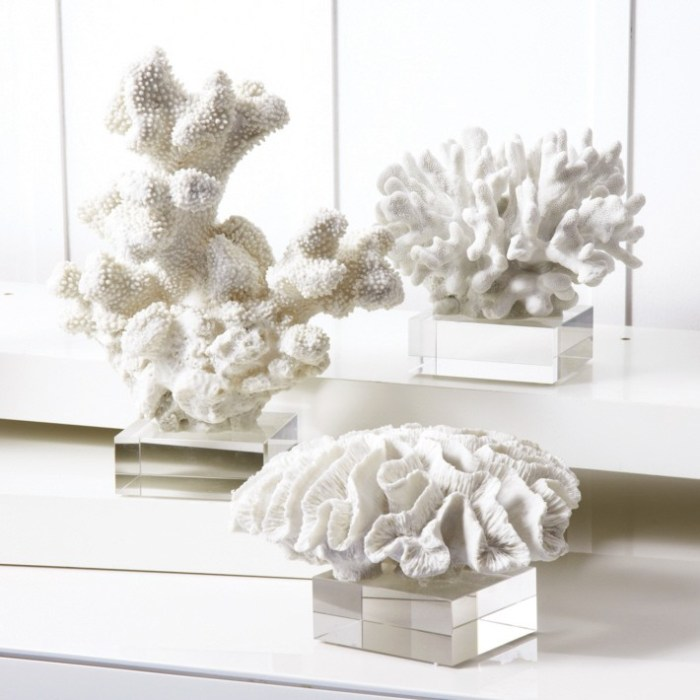 white_coral_sculptures