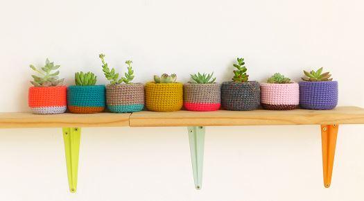 Du crochet et des succulentes (concours inside)