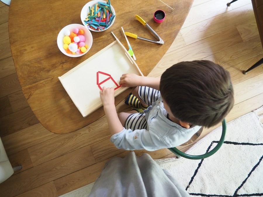 Une box Montessori