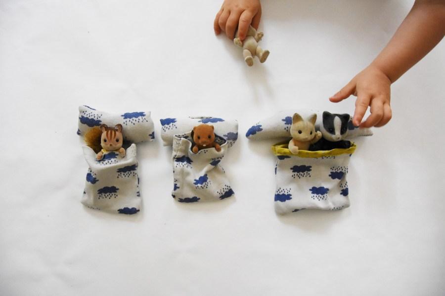 DIY : Recycler un tee-shirt en linge de lit!