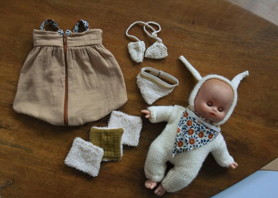 Un petit trousseau pour sa poupée