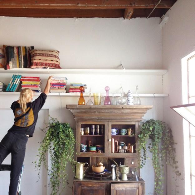 bohemian decorating ideas for small studio