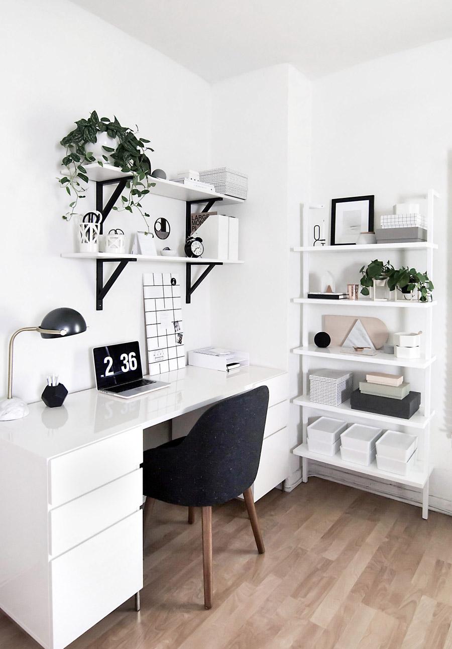 Amy Kim S Black White Workspace Front Main