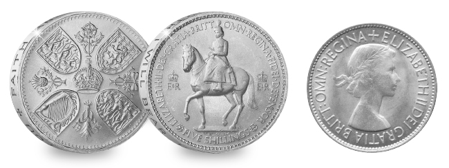 DN Prince Philip – a Life in Coins coin obituary blog images 3 - Prince Philip (1921 - 2021) - a Life in Coins