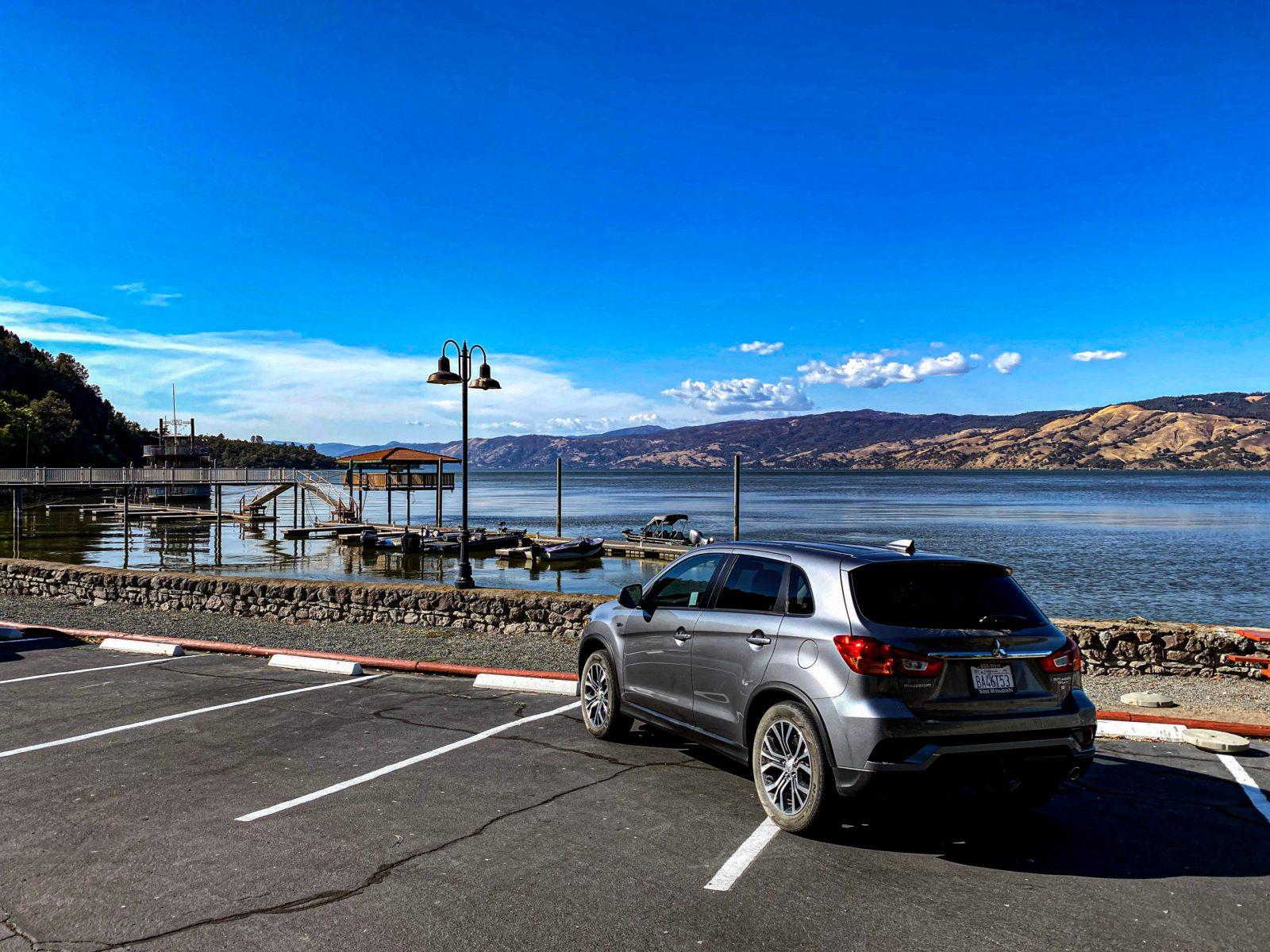 2019 Mitsubishi Outlander Sport SE 4WD - Soda Bay, California on Clear Lake