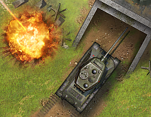 World Of Tanks — Tank Parking