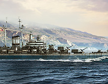 World Of Warships — Action Stations