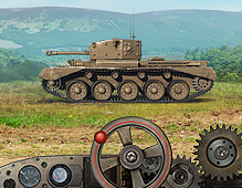 World Of Tanks — Take Control A Tank